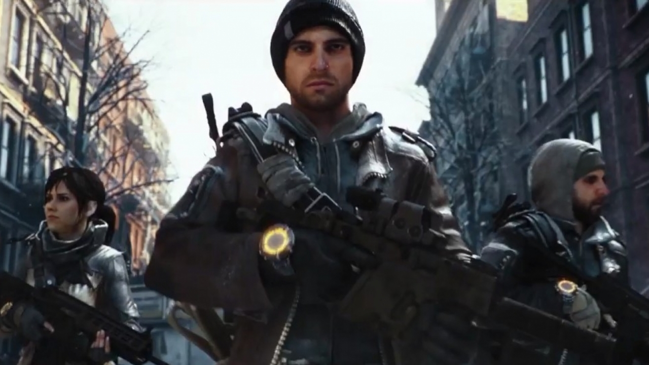Tom Clancy's The Division - Figurine Trailer