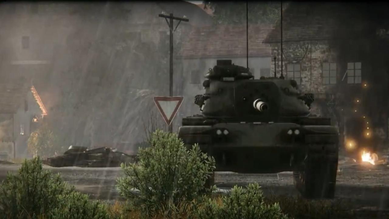 Armored Warfare - Трейлер