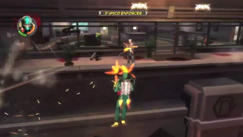 Kick-Ass - Jet Pack Gameplay Trailer