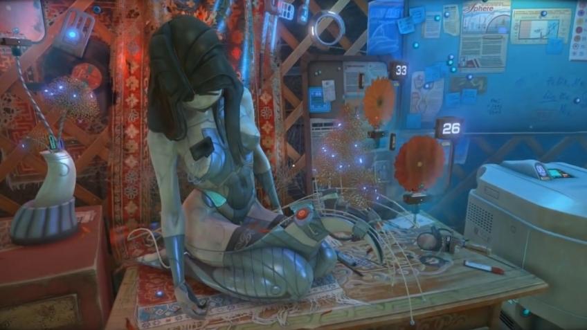 Cradle - Gameplay Video