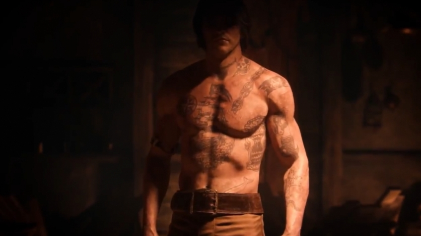 Assassin's Creed 4: Black Flag - Tattoo Trailer