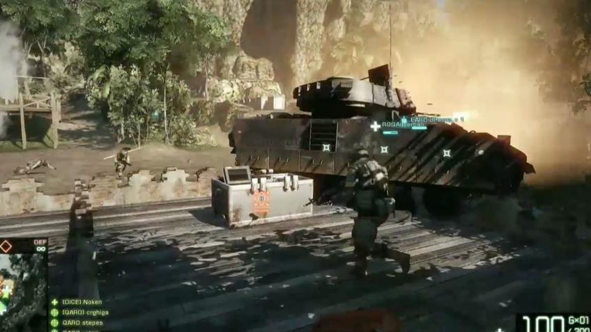Battlefield: Bad Company2 - PC Walkthrough Trailer