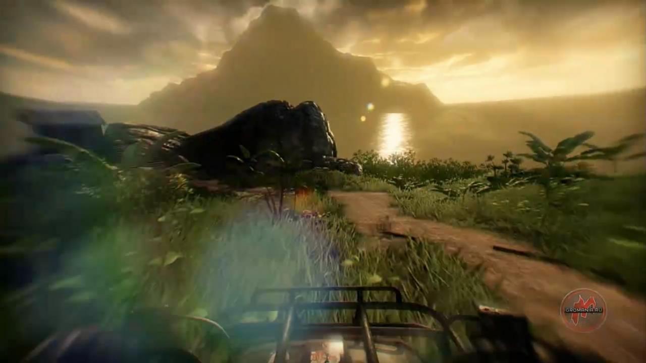 Far Cry3 - Начало игры