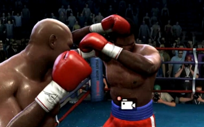 Fight Night Round4 - Boxer DLC Trailer2