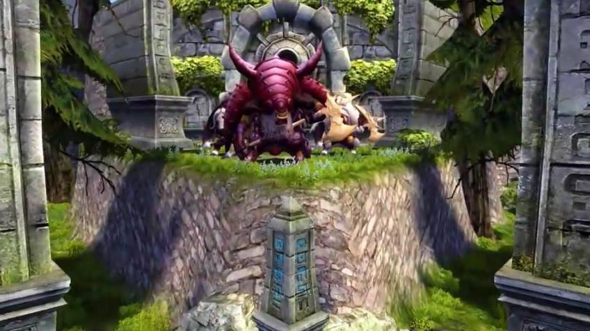 Dragon Nest - The Minotaur's Nest Trailer