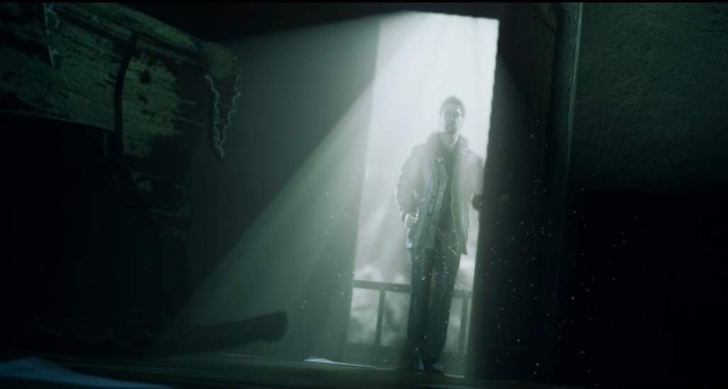 Alan Wake - Building a Drama Trailer