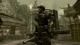 Resident Evil 5 - The Mercenaries Reunion DLC Chris Trailer