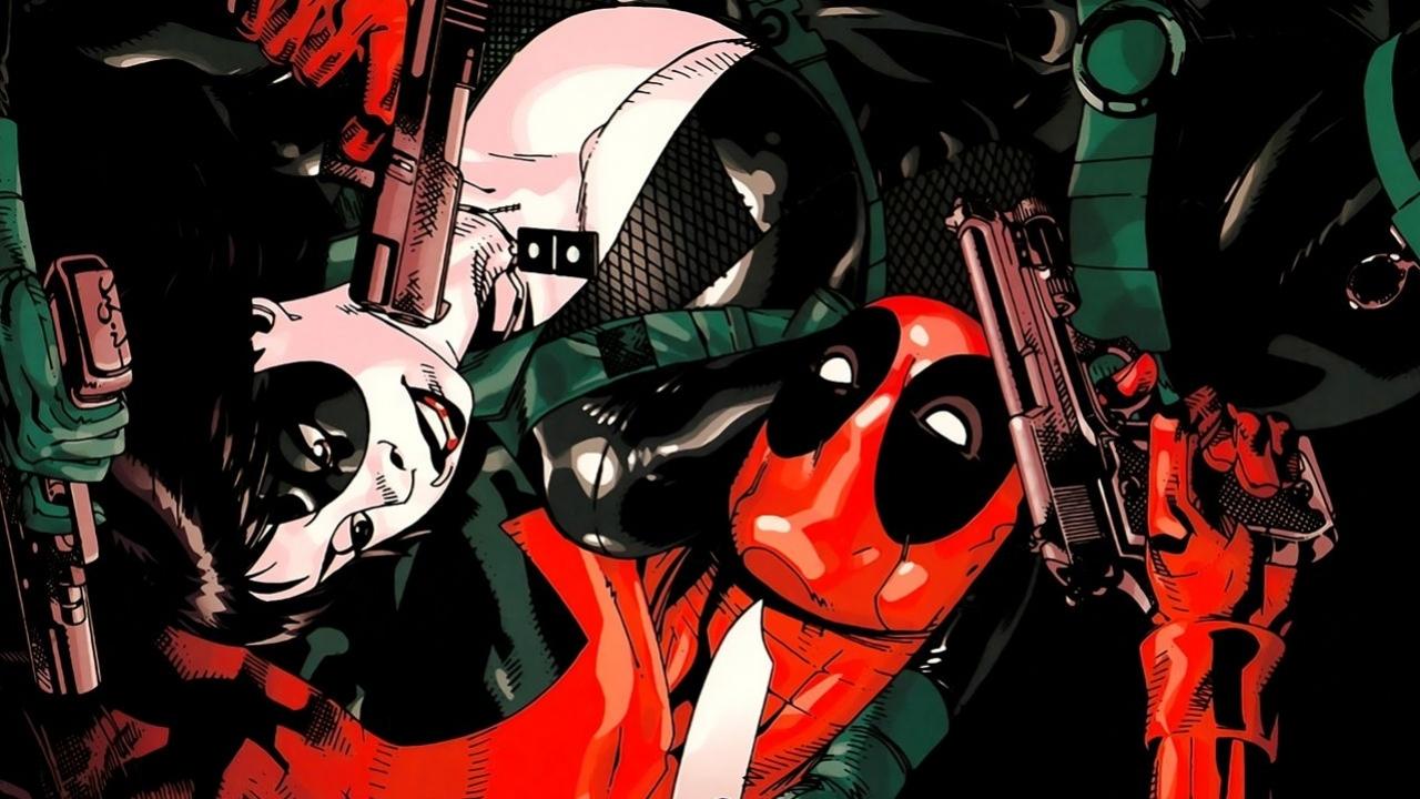 Deadpool - Начало игры