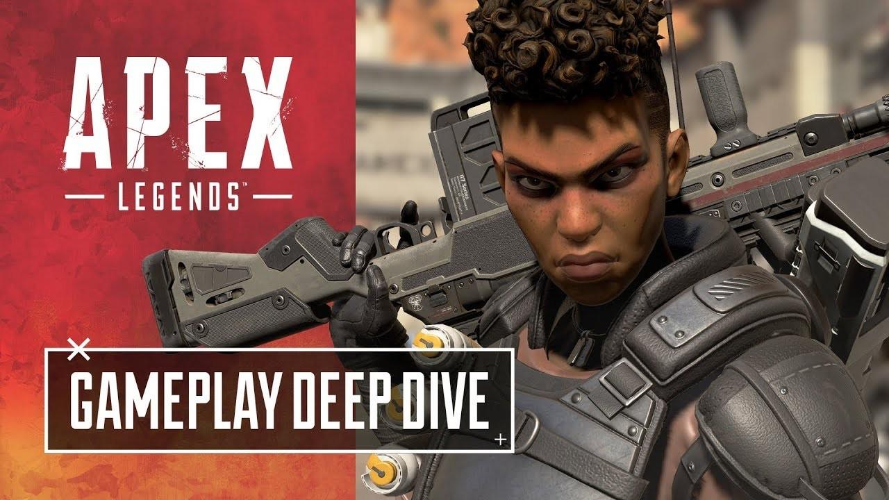 Apex Legends. Расширенный геймплейный трейлер