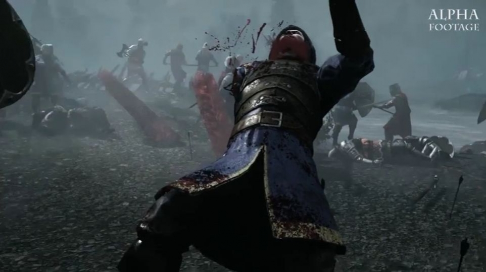 Chivalry: Medieval Warfare - What is Chivalry Trailer