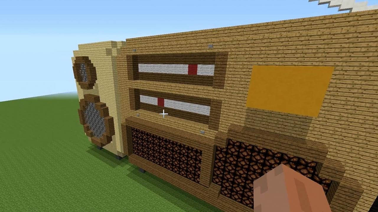 ТОП-5 сложных механизмов, созданных в Minecraft