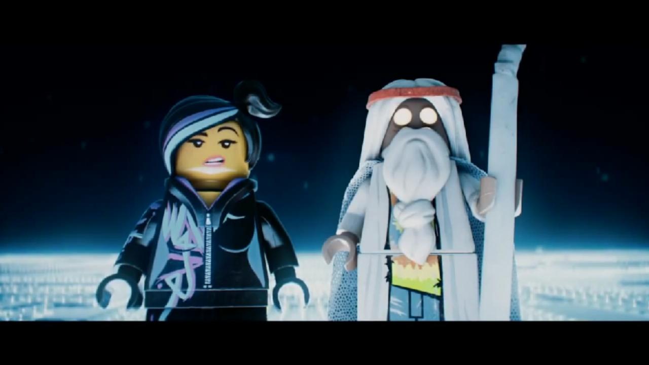 Лего. Фильм - Эксклюзивный обзор