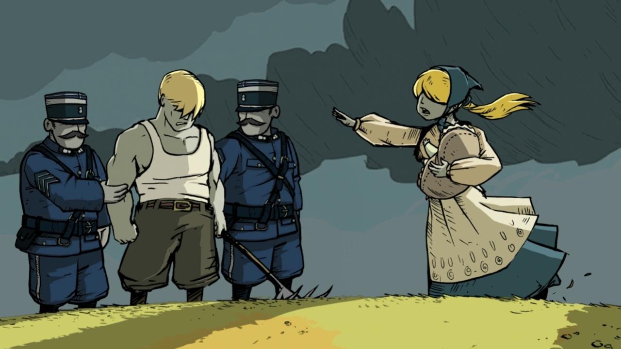 Valiant Heart: The Great War - Начало игры