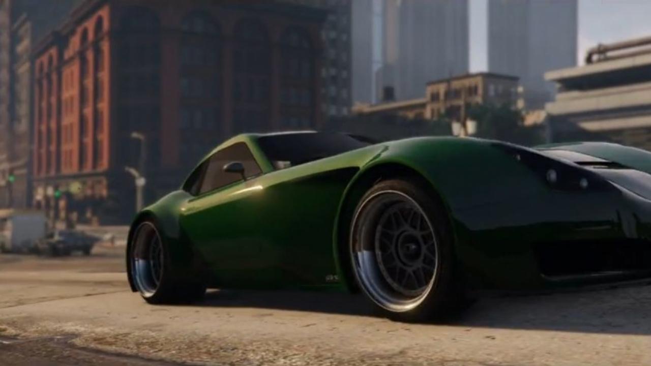 GTA Online - «Большие люди и другие бандиты»