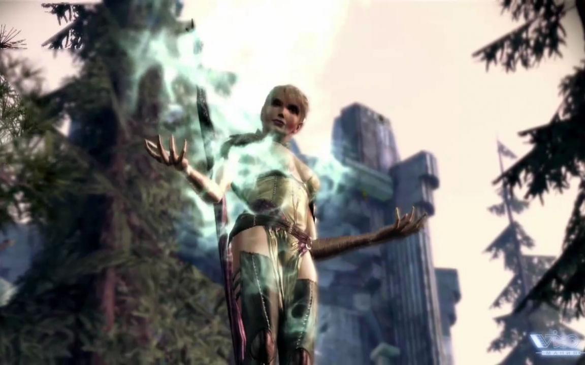 Dragon Age: Origins – Awakening - Velanna Trailer (русская версия)
