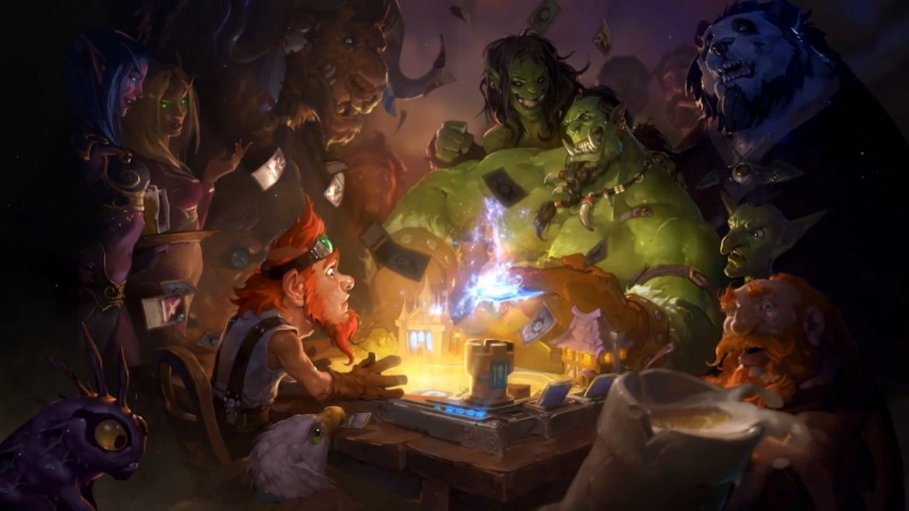 Hearthstone: Heroes of Warcraft - Preview