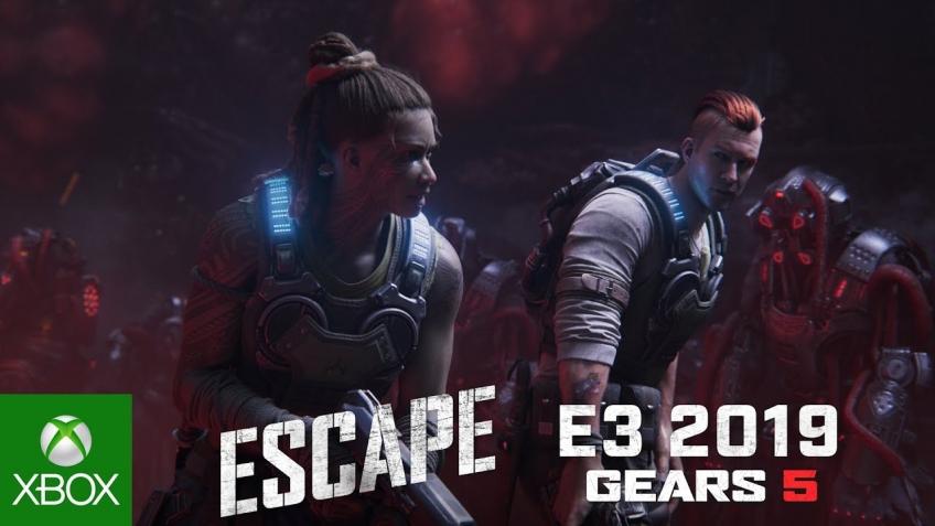 Gears5. Трейлер с E3 2019