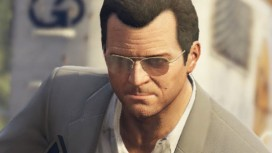 Grand Theft Auto V - Начало игры