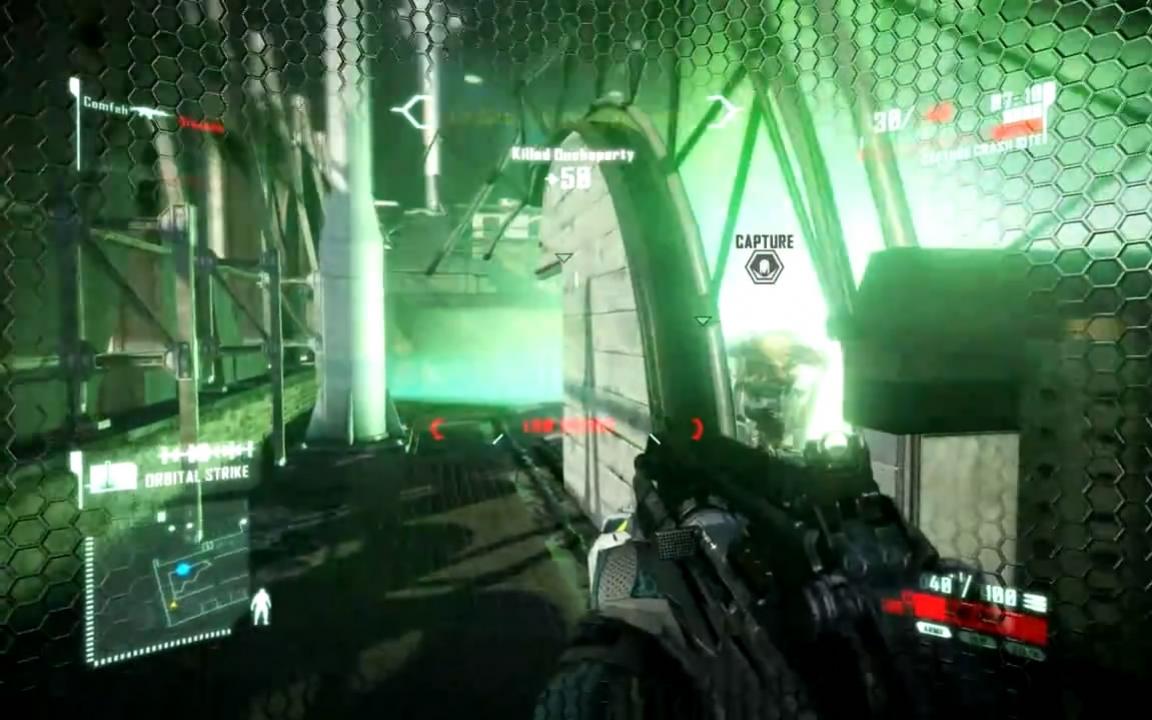 Crysis2 - Геймплейные кадры1