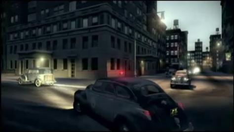 Mafia2 - GDC 2010 Trailer