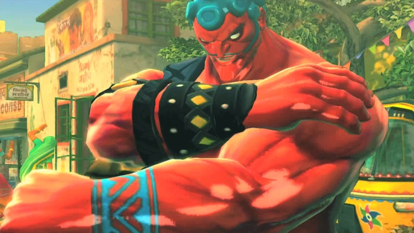 Super Street Fighter 4 - Hakan Trailer