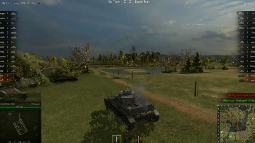 World of Tanks - Tutorial Trailer3