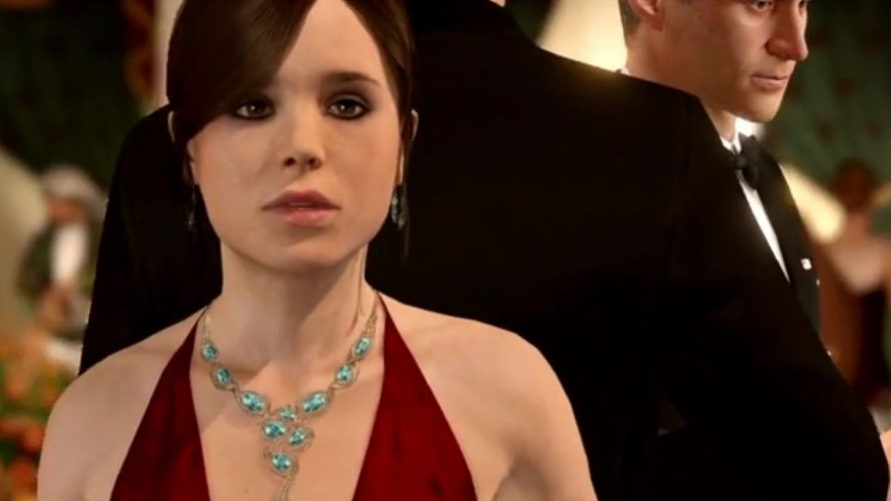 Beyond: Two Souls - Gameplay Video