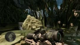 Снайпер: Воин-призрак2 - Начало игры