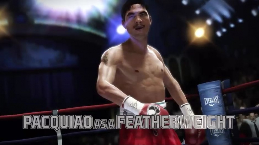 Fight Night Champion - Heavyweight Legend DLC Trailer