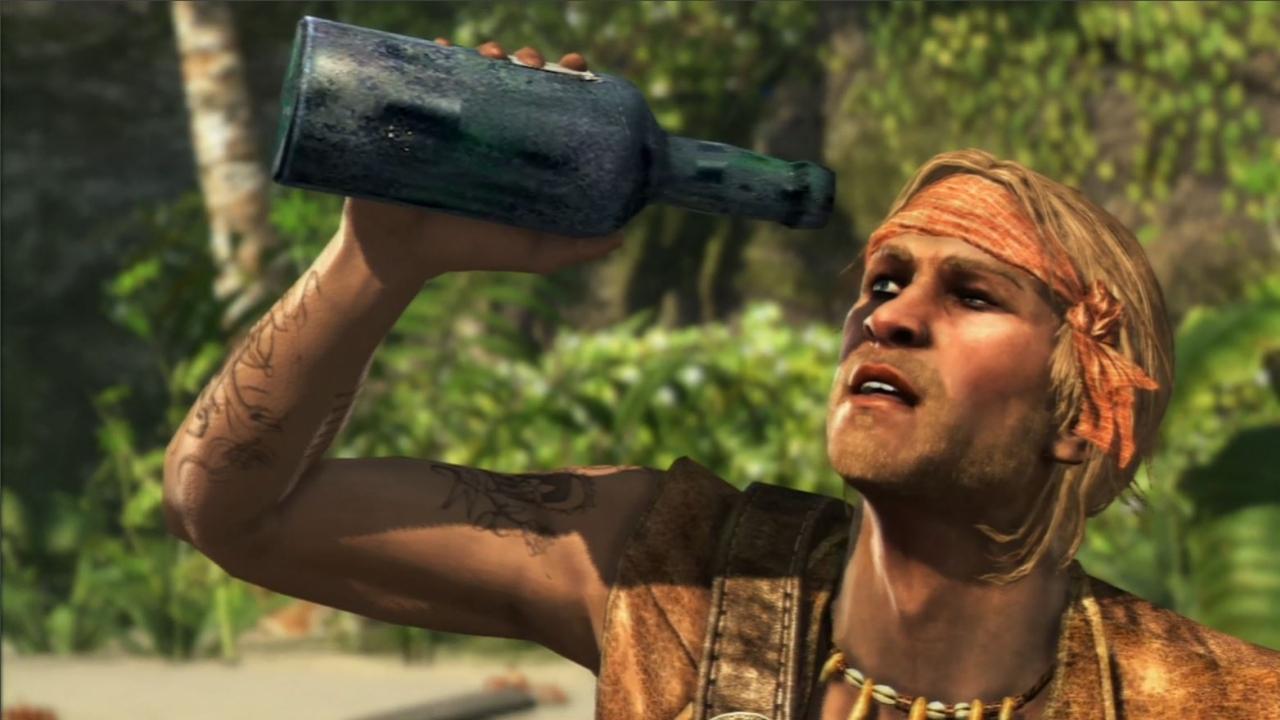 Assassin's Creed 4: Black Flag - Начало игры