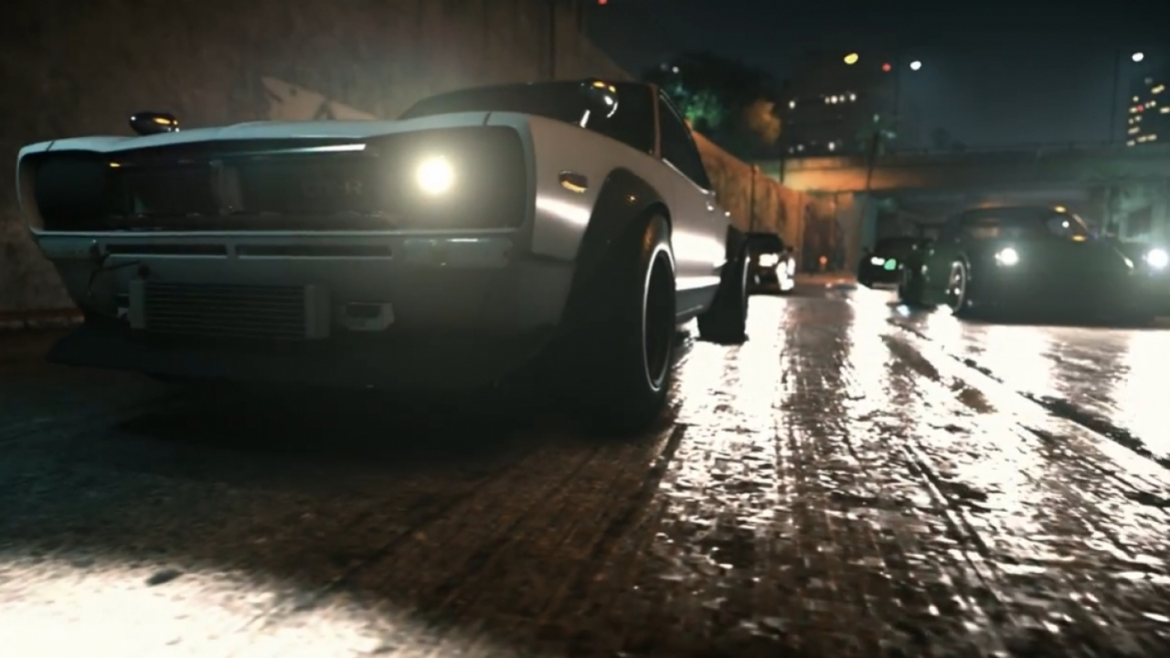 Need for Speed (2015) - Official E3 Trailer