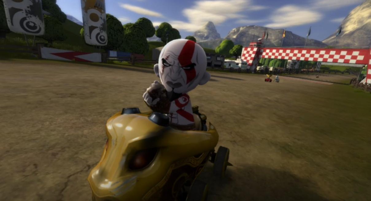 ModNation Racers - David Jaffe Trailer
