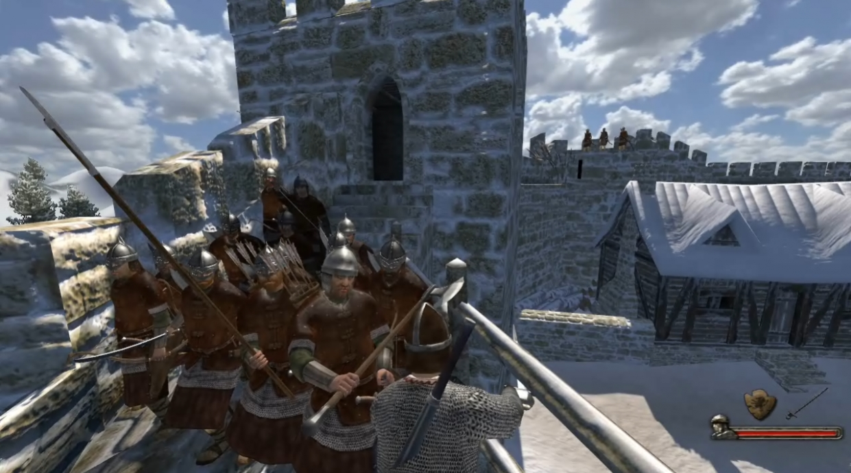 Mount & Blade: Warband - SP Trailer