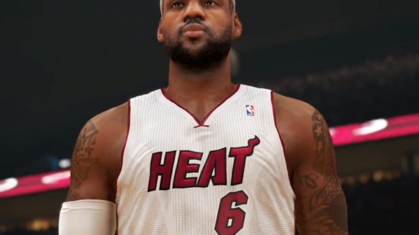 NBA 2K14 - Next-Gen Trailer