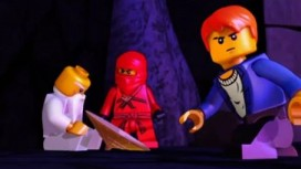 LEGO Ninjago: The Videogame - Blooper Reel Trailer