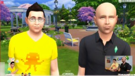 The Sims4 - Gameplay Video