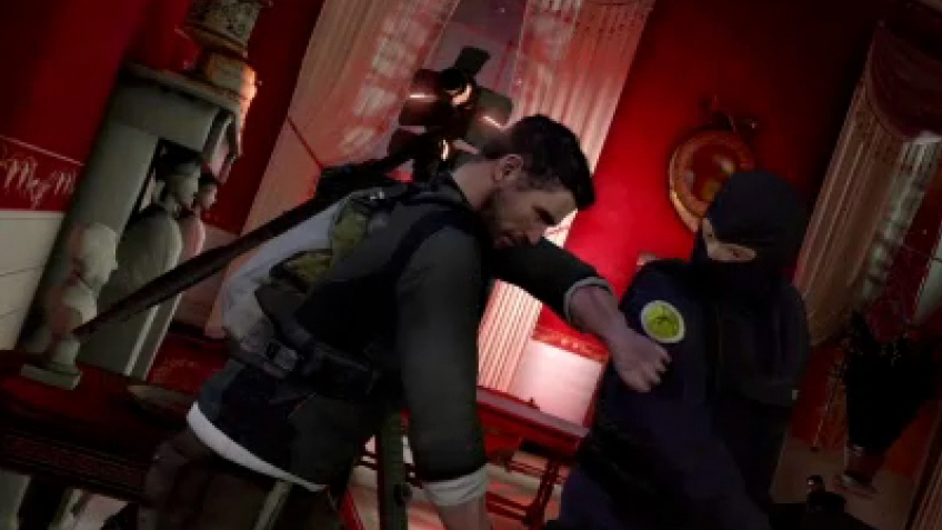 Tom Clancy's Splinter Cell: Conviction - Create A Hero Trailer