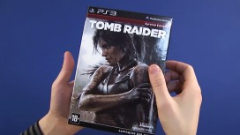 Tomb Raider (2013) — Unboxing: Survival Edition