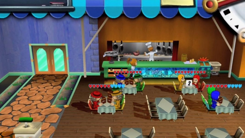 Diner Dash: Sizzle & Serve - Xbox 360 Trailer