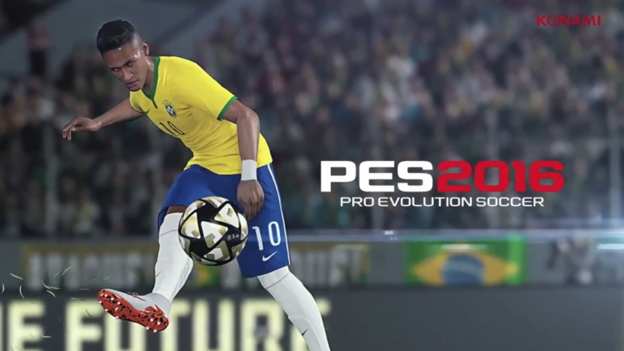 Pro Evolution Soccer 2016 - Trailer
