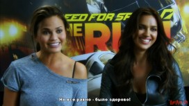 Need for Speed: The Run - Sports Illustrated Model BTS Trailer (с русскими субтитрами)
