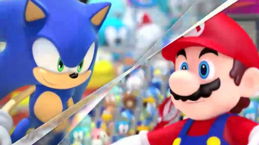Mario & Sonic at the London 2012 Olympic Games - E3 2011 Trailer