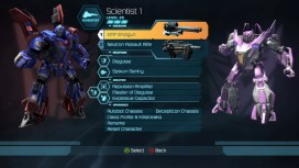 Transformers: War for Cybertron - MP Character Customization Trailer