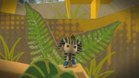 LittleBigPlanet - PSP GamesCom 2009 Trailer