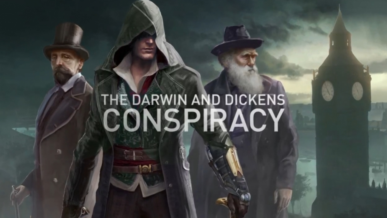 Assassin's Creed: Syndicate - Darwin and Dickens Trailer