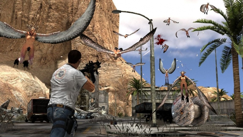 Serious Sam 3: Jewel of the Nile - Trailer