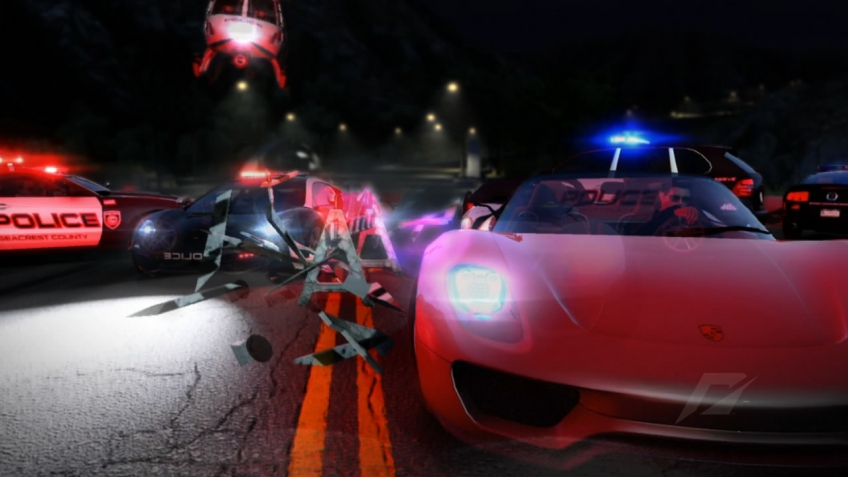 Need for Speed: Hot Pursuit - Most Wanted Racer Trailer