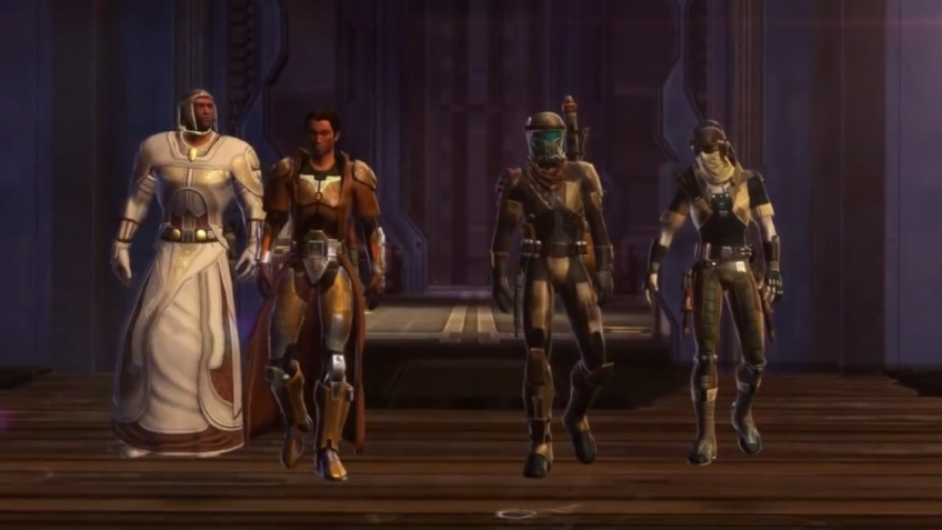 Star Wars: The Old Republic - Expansion Launch Trailer