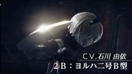 NieR: Automata - New Footage Trailer