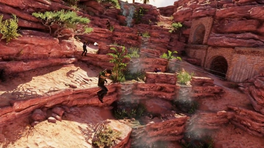 Uncharted 3: Drake's Deception - Two Year Anniversary Celebration
